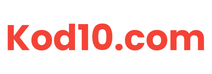 Kod10 – Yazılım ve Bilişim İle İlgili Her Türlü Eğitim